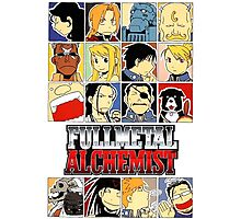 FullMetal Alchemist  Photographic Print