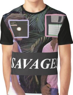 Savage! Graphic T-Shirt