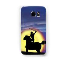 Ride On Samsung Galaxy Case/Skin