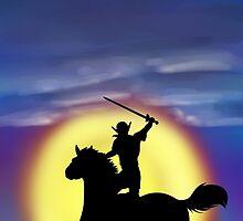 Ride On by lionsilverwolf