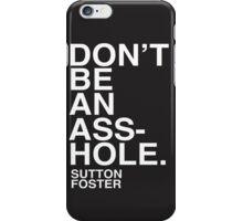 Words of Wisdom iPhone Case/Skin