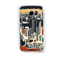 Hong Kong Samsung Galaxy Case/Skin