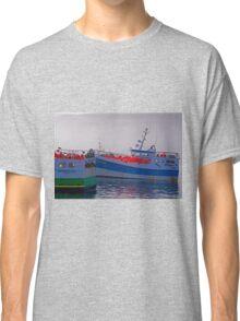 Le Conquet - Flipper III et Coeur Vaillant Classic T-Shirt