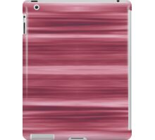 Abstraction Serenity in Rose iPad Case/Skin