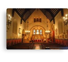 St Mary Betteshanger Canvas Print