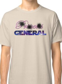 Not Princess, General Classic T-Shirt