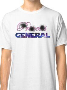 Not Princess, General Classic T-Shirt
