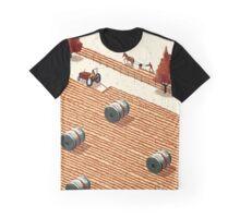 Fruitful Farming Graphic T-Shirt