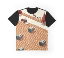 Fruitful Farming Graphic T-Shirt
