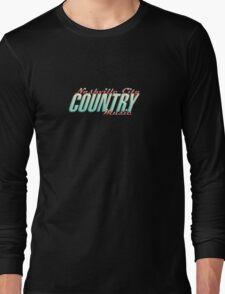 Nashville City Country Music    Long Sleeve T-Shirt