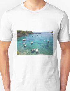 Votsi boats, Alonissos T-Shirt