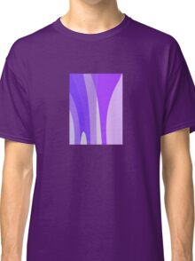 Blues, Purples, Pinks Abstract Classic T-Shirt