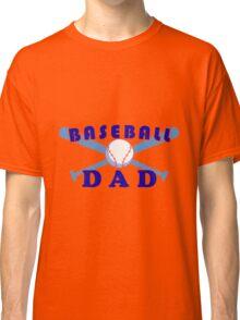 Baseball dad Classic T-Shirt