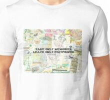 Travel Chief Seattle inspirational ecology quote Unisex T-Shirt