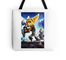 Ratchet & Clank Remastered Tote Bag