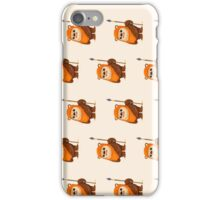 Mini ewok  army  iPhone Case/Skin
