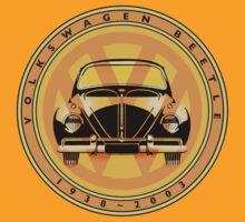 Vintage Volkswagen Beetle 1938-2003 by Nostalgix