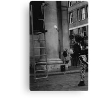 Street Photography - Covent Garden Canvas Print