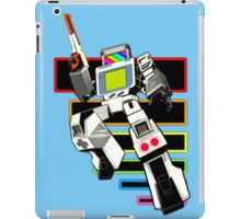 Gamebot Retro iPad Case/Skin