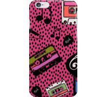 rock and roll iPhone Case/Skin