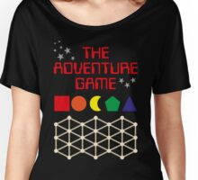 The Adventure Game Women's Relaxed Fit T-Shirt