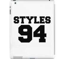 styles stuff iPad Case/Skin