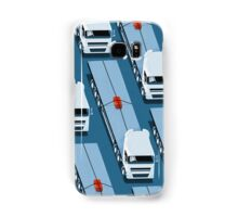 Tiny Delivery Samsung Galaxy Case/Skin