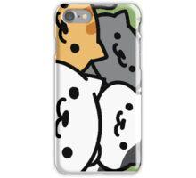 Neko Atsume  iPhone Case/Skin