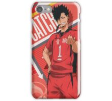 Kuroo Flag Signal iPhone Case/Skin