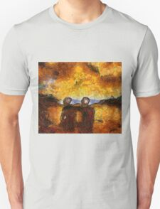 Sunsets Are For Sharing T-Shirt