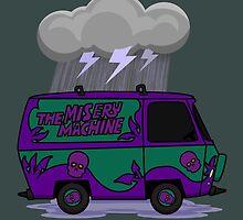Misery Machine by SquareDog