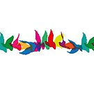 A Colorful Flight of Fancy by robCREATIVE