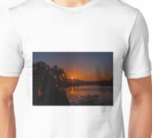 Making a Couple of Wishes ... Unisex T-Shirt