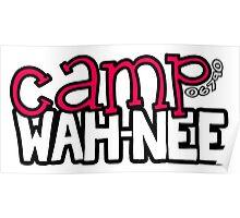Camp Wah-Nee Zip Code Poster