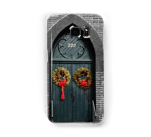 Door to the Parish House; Annapolis - MD Samsung Galaxy Case/Skin