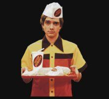 Eric Forman Fatso Burger Employee by KangarooZach41