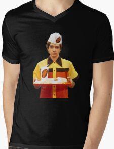 Eric Forman Fatso Burger Employee Mens V-Neck T-Shirt
