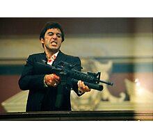 Scarface - Al Pacino Photographic Print
