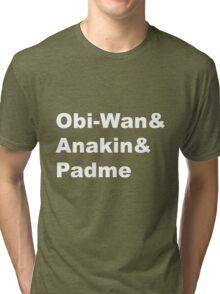 The Prequel Trio Tri-blend T-Shirt