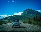 Model T On The Alaska HIghway by Yukondick