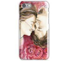 Hazel and Augustus iPhone Case/Skin
