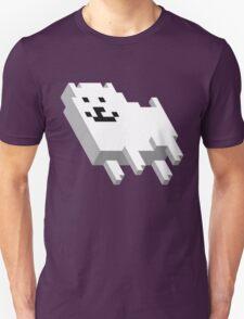 Annoying Dog - Undertale - 3D T-Shirt