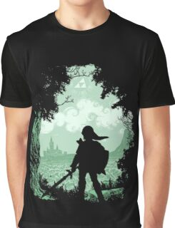 Legend of Zelda Graphic T-Shirt