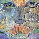 Babaji Watches (from Chalk Meditation #4) August 2004 by Infinite Path  Creations
