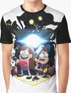 Dipper Mabel Graphic T-Shirt
