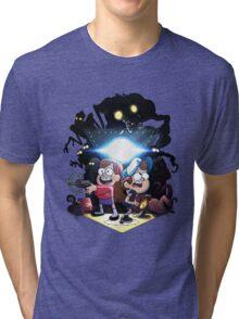 Dipper Mabel Tri-blend T-Shirt
