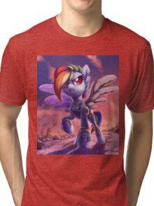 Rainbow Dash (Sombra war timeline) Tri-blend T-Shirt