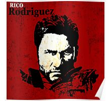 Rico Rodriguez (Che styled design) Poster