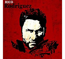 Rico Rodriguez (Che styled design) Photographic Print