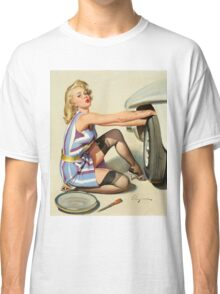 Gil Elvgren Appreciation T-Shirt no. 02 Classic T-Shirt
